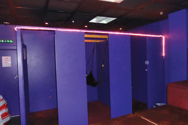 The Locker Room Cleaver Street