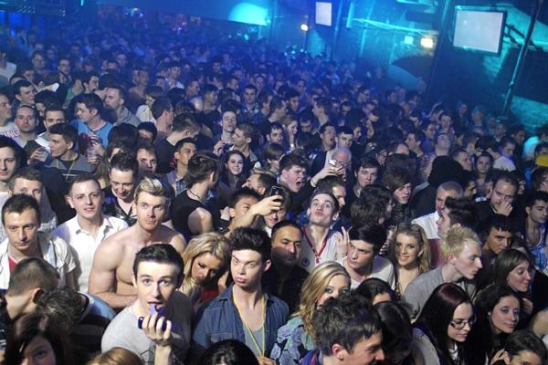 Heaven gay bar