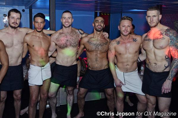 from Walker sweatbox gay sauna london