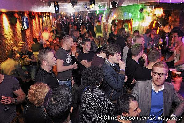 Gay bars in soho Circa Soho