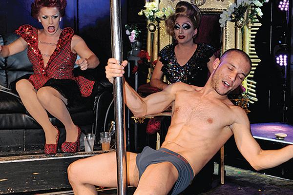 Gay Central London Club