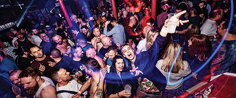Gay guide to London : Royal Vauxhall Tavern