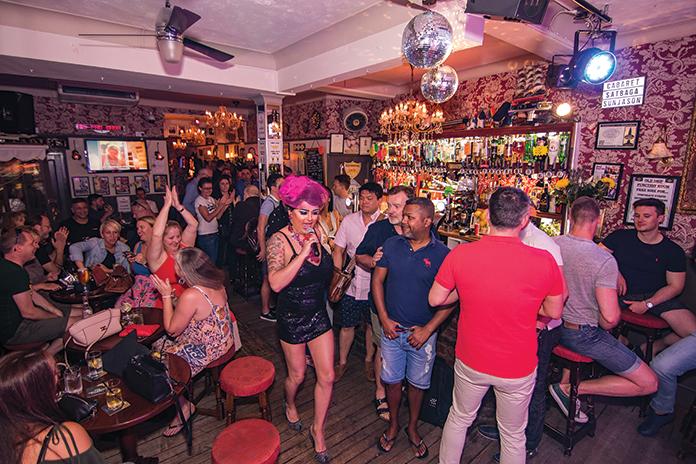 Old Ship Gay Pub