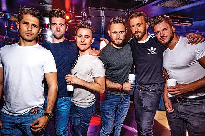 Gay club West End