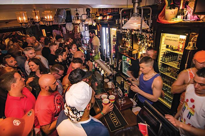London Gay Bars : Duke of Wellington