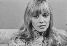 Anita Pallenberg