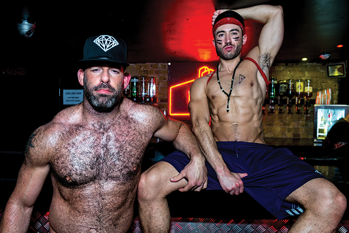 Gay South London sex club