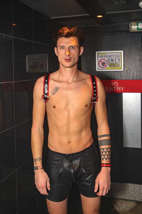 Rob wilson naked