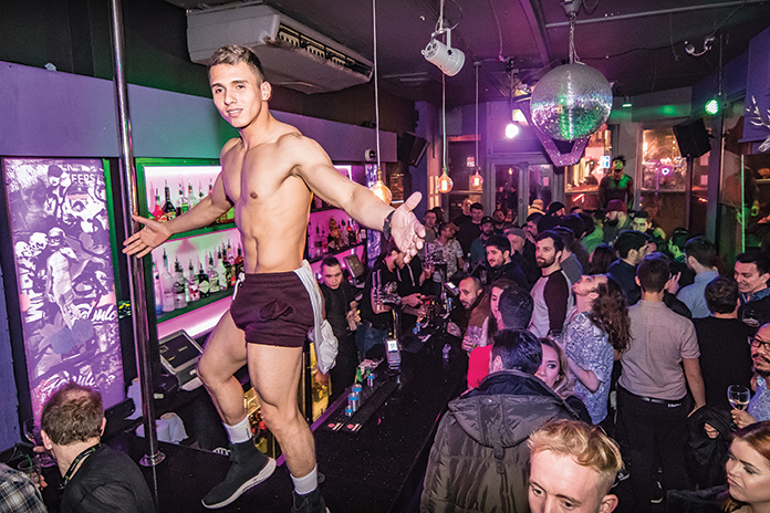 Late Night Gay Bar : The Village