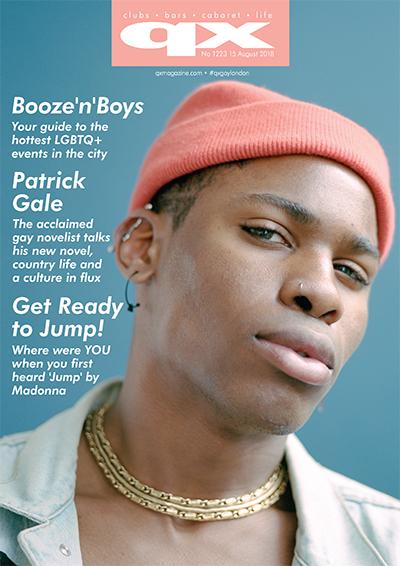 QX Magazine Issue 1223 cover