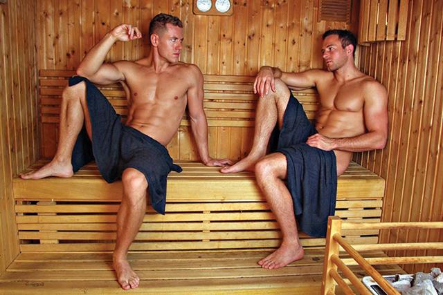 Gay Manchester Saunas