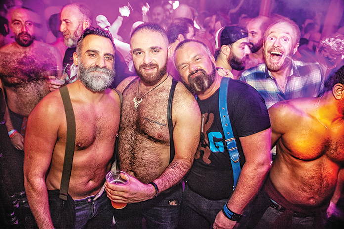 Best gay New Years eve parties London 2019