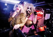 The glory gay club in London