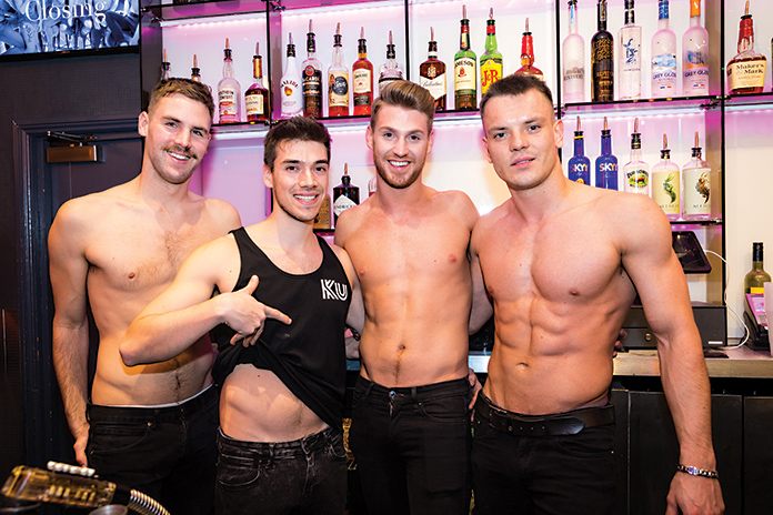 gay west end Gay Soho London : Ku Bar