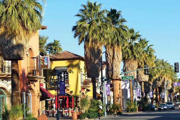 Den sex bar Palm Springs