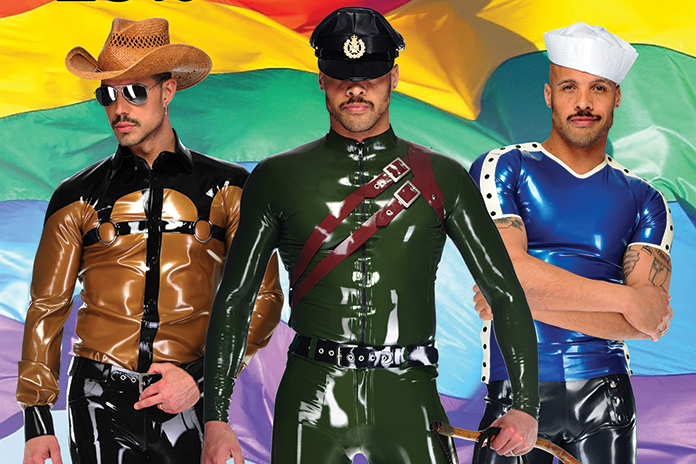 Libidex (Pride Show)