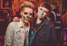 gay Halloween parties in Manchester