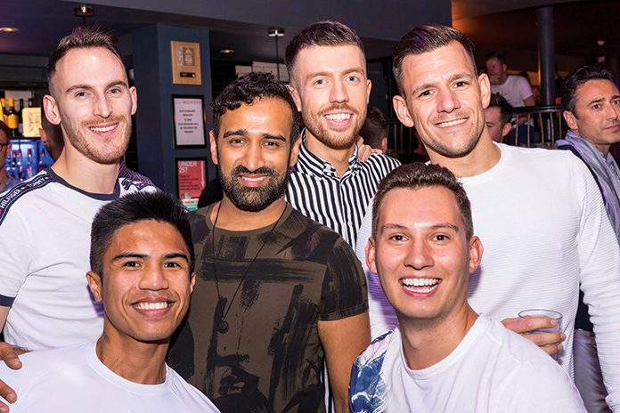 gay guide to what's on in gay London two brewers clapham