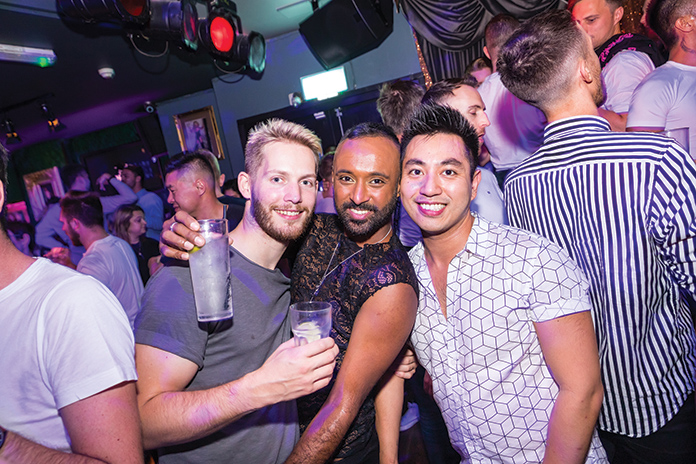 two brewers clapham gay bar