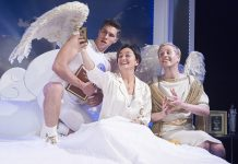 AN ACT OF GOD review Zoe Lyons