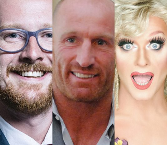 Public Figures Living with HIV
