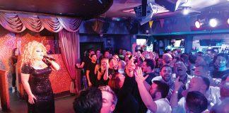 Two Brewers Gay Pub Clapham South London