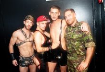 Gay events in London Jamie HP Birthday