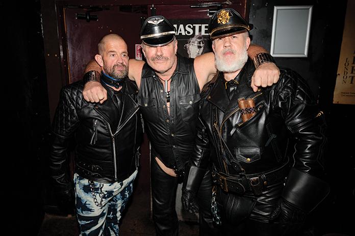 Backstreet gay bar South London