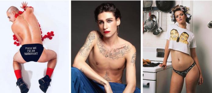 Genderfluid fashion