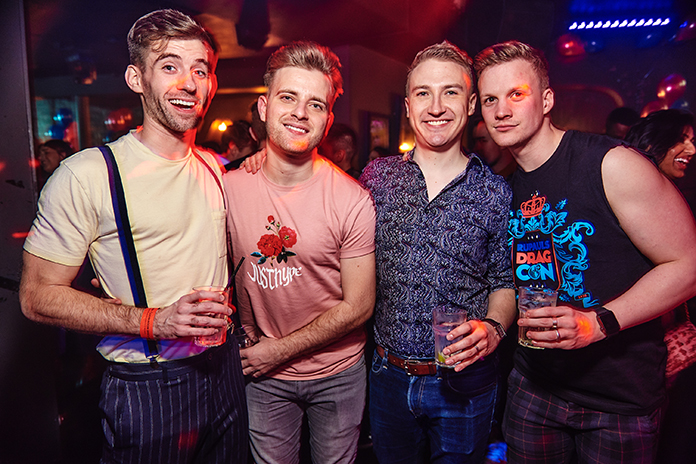 Two Brewers – Drag darlings and the cute Clapham crowd