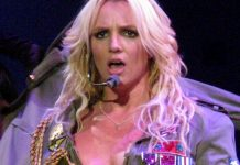 Britney Spears Panto The Glory