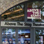 Above the stag gay theatre