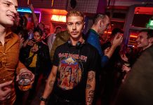 Gay events in London