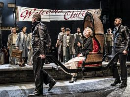The Visit at The National Theatre review