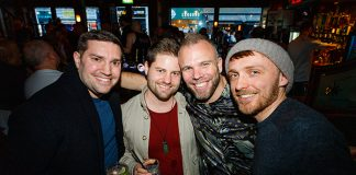 Comptons of Soho – Beer and rugby-loving bears