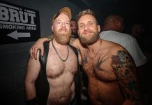 BRUT Warehouse Party: The superheat club night ventures north
