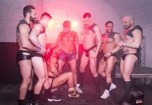 Delicious debauchery on Saturday as SexCircus/Matinee arrived at Great Sussex Street Warehouse