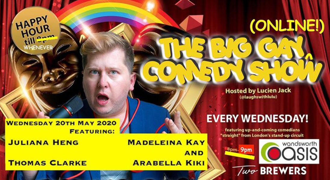 The Big Gay Comedy Show