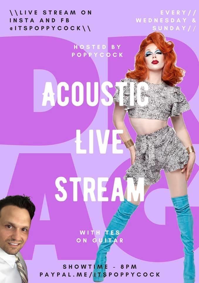 Poppycock Live!