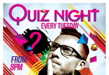 The Bridge Quiz Night