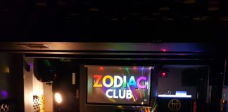 New Gay Bar Zodiac Bar