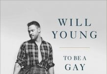will young to be a gay man